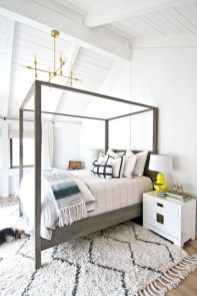Creative bedroom decoration ideas for a new spring looks 45