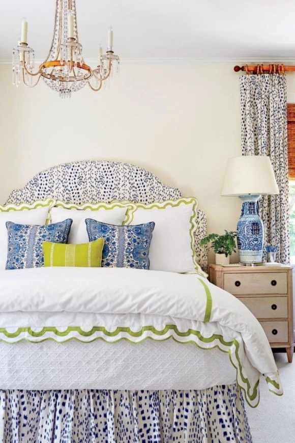 Creative bedroom decoration ideas for a new spring looks 48