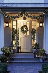 Cute farmhouse christmas decoration ideas 09