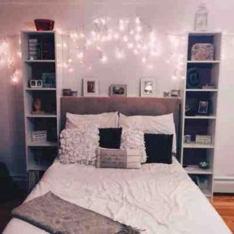 Easy and cute teen room decor ideas for girl 09