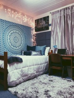 Easy and cute teen room decor ideas for girl 12