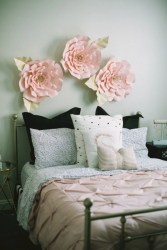 Easy and cute teen room decor ideas for girl 13
