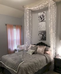 Easy and cute teen room decor ideas for girl 16