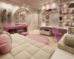 Easy and cute teen room decor ideas for girl 17
