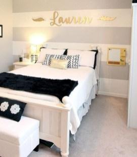 Easy and cute teen room decor ideas for girl 22