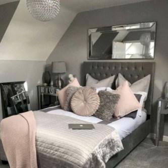 Easy and cute teen room decor ideas for girl 27