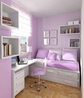 Easy and cute teen room decor ideas for girl 40