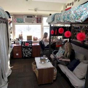 Elegant dorm room decorating ideas 08