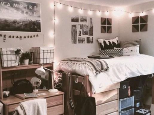 Elegant dorm room decorating ideas 17