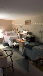 Elegant dorm room decorating ideas 36