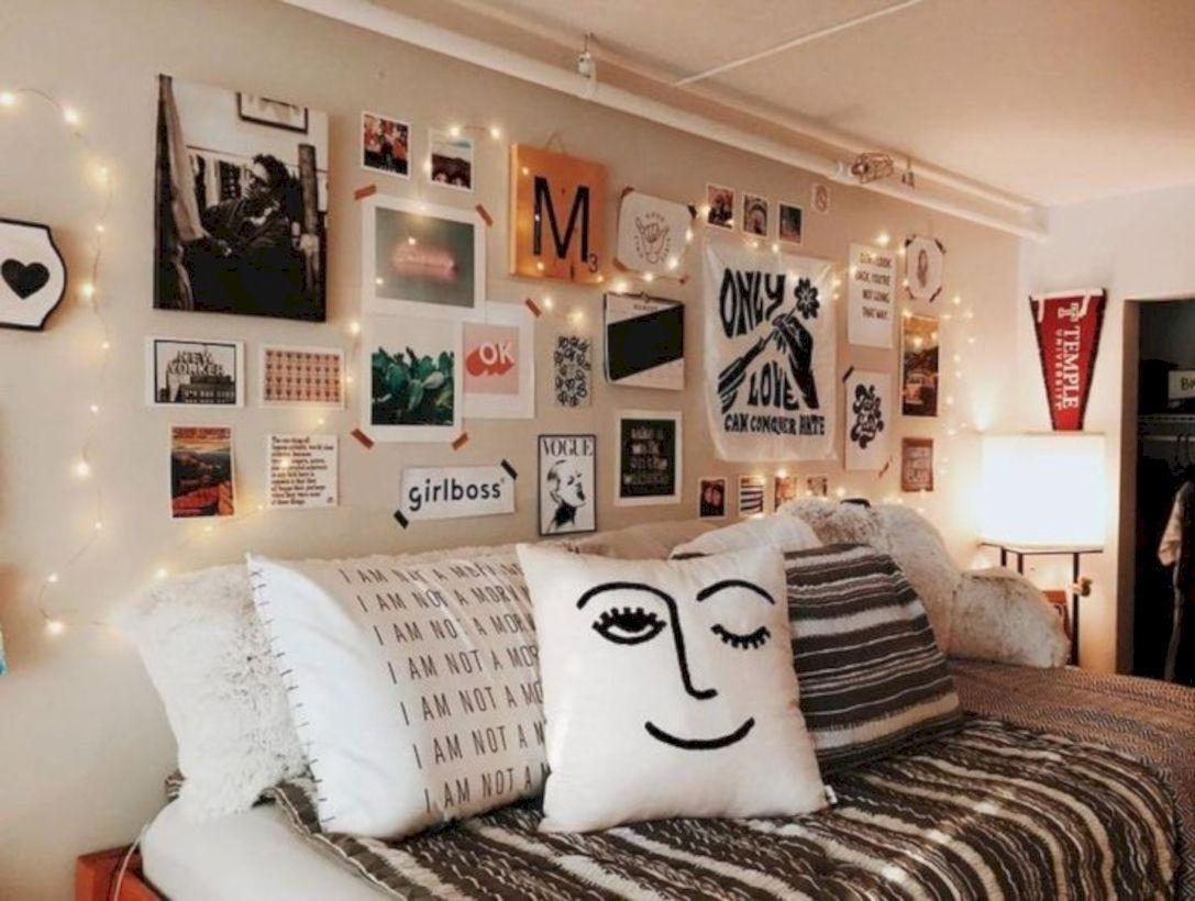 51 Elegant Dorm Room Decorating Ideas - GODIYGO.COM