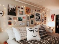 Elegant dorm room decorating ideas 47