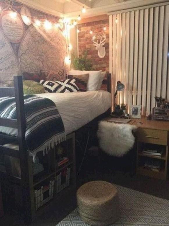 Elegant dorm room decorating ideas 51