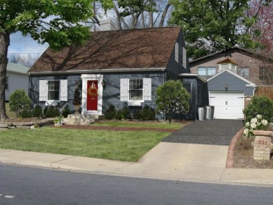 Exterior paint colors for house with brown roof 02