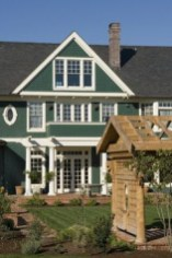 Exterior paint colors for house with brown roof 33