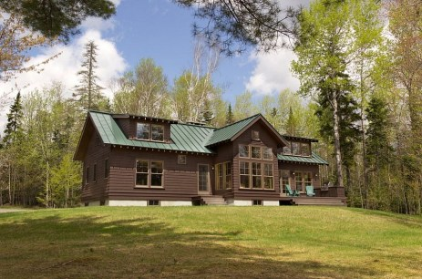 Exterior paint colors for house with brown roof 45