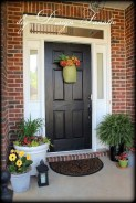 Exterior paint colors with red brick 22