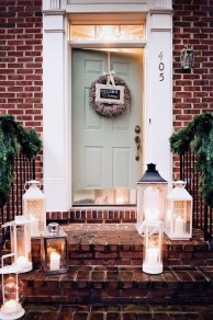 Exterior paint colors with red brick 26