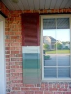 Exterior paint colors with red brick 29