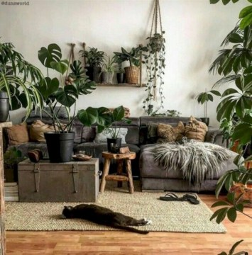 Gorgeous living room decor ideas 36
