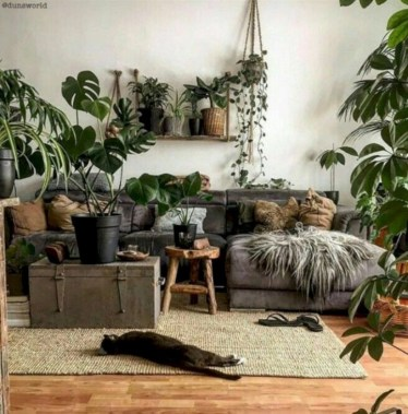 Gorgeous living room decor ideas 36