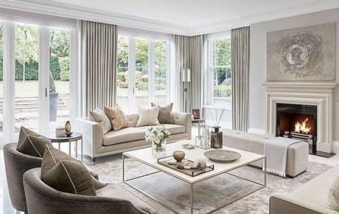 Gorgeous living room decor ideas 48
