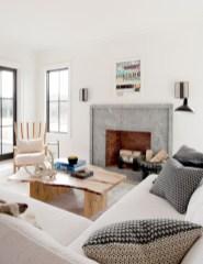 Incredible european farmhouse living room design ideas 10