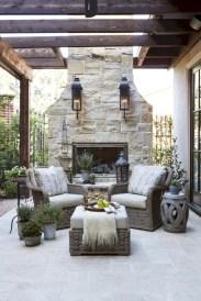 Incredible european farmhouse living room design ideas 21