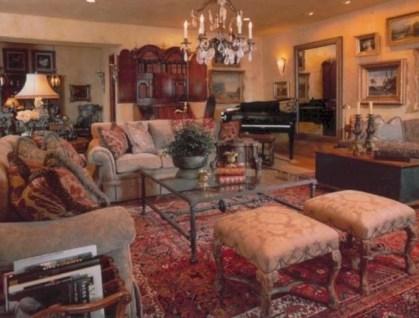 Incredible european farmhouse living room design ideas 89