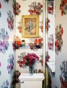 Incredible half bathroom decor ideas 100