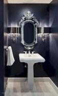 Incredible half bathroom decor ideas 102