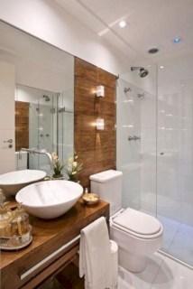 Incredible half bathroom decor ideas 11