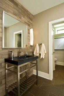 Incredible half bathroom decor ideas 39