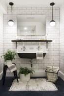 Incredible half bathroom decor ideas 56