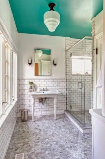 Incredible half bathroom decor ideas 60