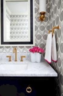 Incredible half bathroom decor ideas 71