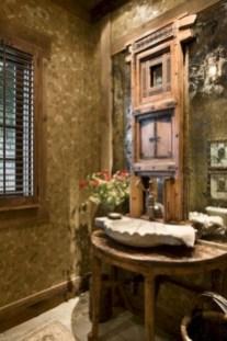 Incredible half bathroom decor ideas 73