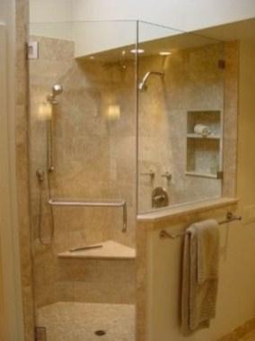 Incredible half bathroom decor ideas 76