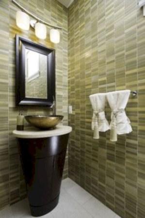 Incredible half bathroom decor ideas 99