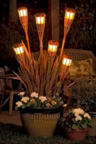 Inspiring backyard lighting ideas for summer 25