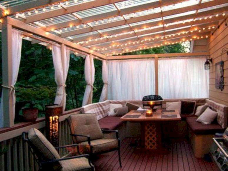 Inspiring backyard lighting ideas for summer 41