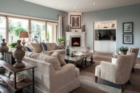 Inspiring living room layouts ideas with sectional 10