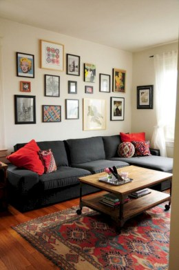 Inspiring living room layouts ideas with sectional 104