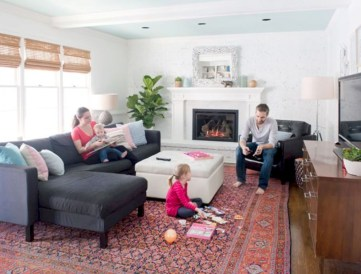 Inspiring living room layouts ideas with sectional 12