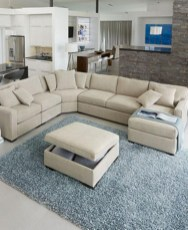 Inspiring living room layouts ideas with sectional 40