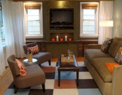 Inspiring living room layouts ideas with sectional 61