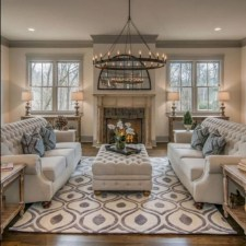 Inspiring living room layouts ideas with sectional 91