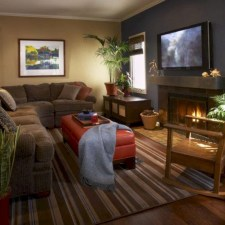 Inspiring living room layouts ideas with sectional 92