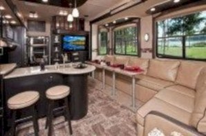 Rv living decor to make road trip so awesome 01