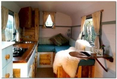 Rv living decor to make road trip so awesome 15